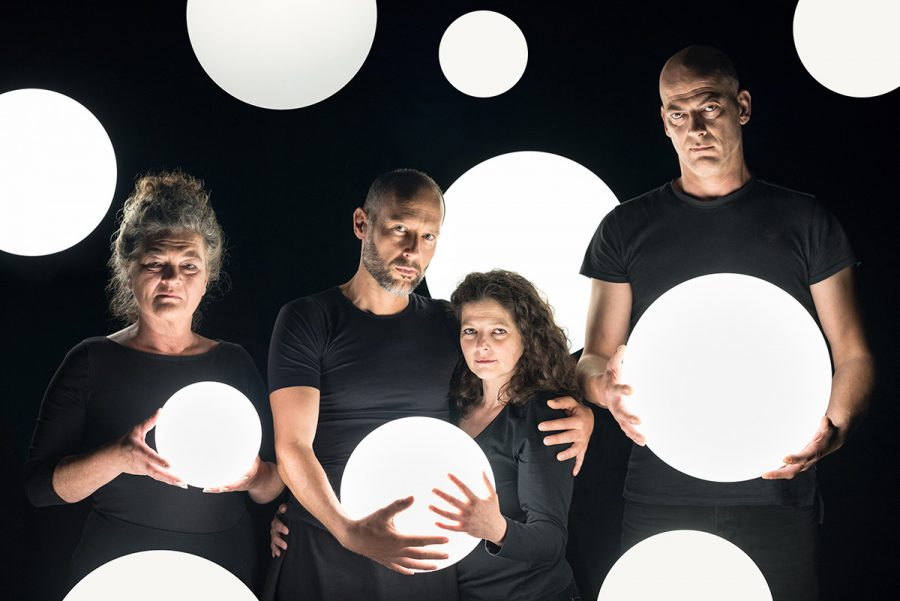 Der Optimierte, Hamburger Sprechwerk, mit Jasmin Buterfas, Stephan Arweiler, Sandra Kiefer, Tom Pidde; Regie: Friederike Barthel