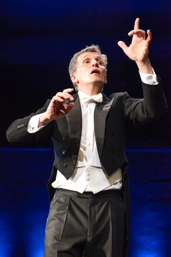 Wie im Himmel, Altonaer Theater, mit Georg Münzel; Regie: Axel Schneider