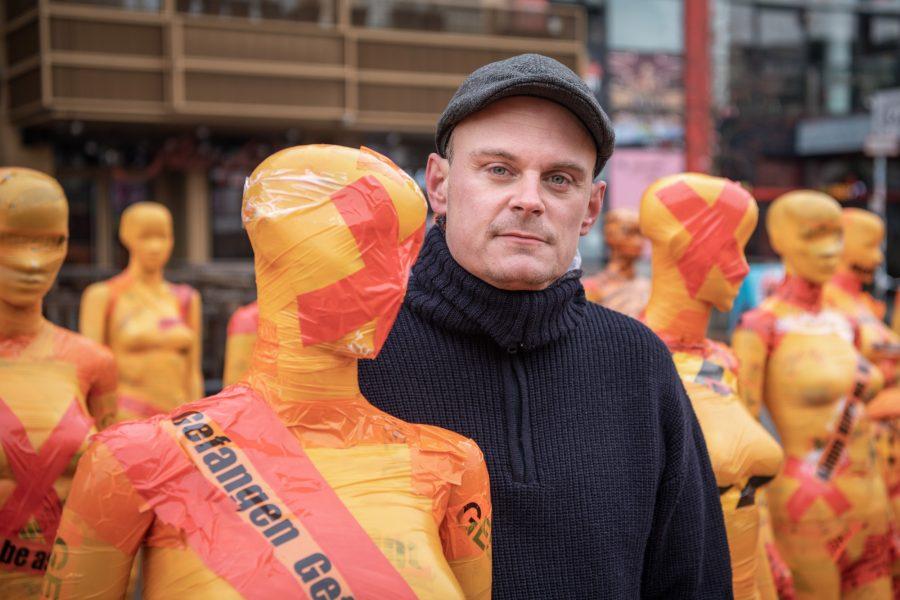 Dennis Josef Meseg, Bildhauer