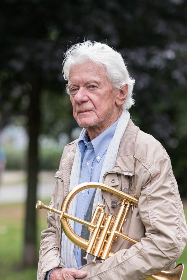 Ack van Rooyen, Jazz-Trompeter